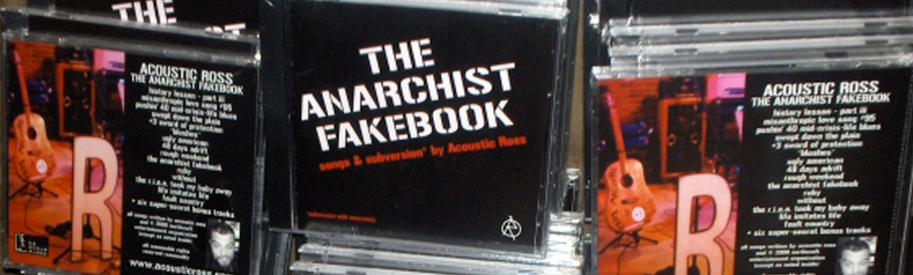 The Anarchist Fakebook
