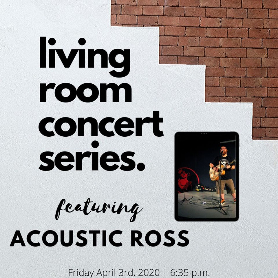 Living Room Concert April 3